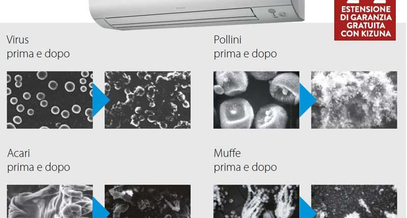 flash streamer daikin